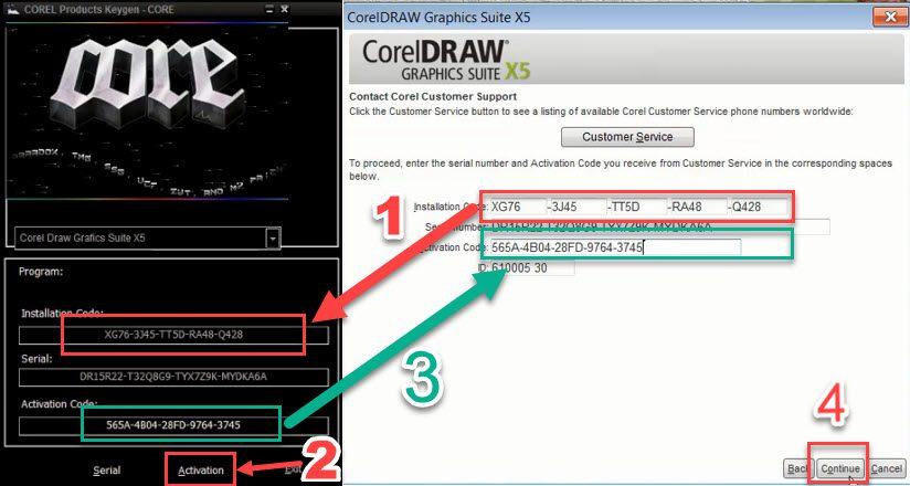 عکس دانلود رایگان کورل CorelDraw Graphic suite X5