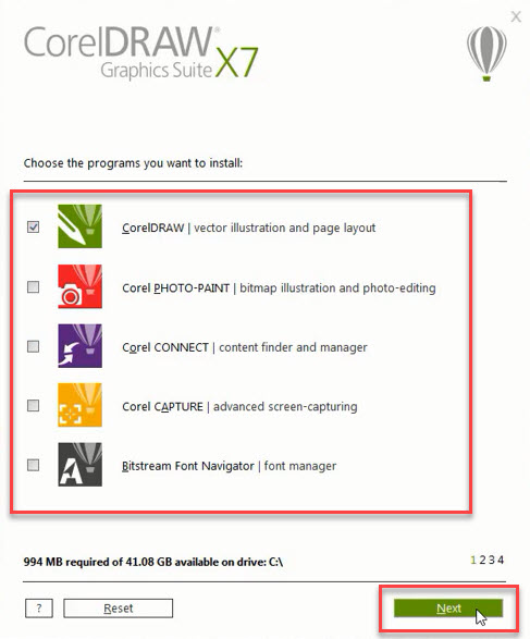 عکس دانلود رایگان کورل CorelDraw Graphic suite X7